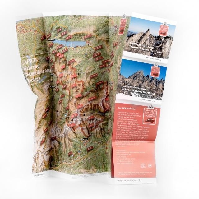 flyer-mit-karte-unesco-welterbe-tektonikaren-sardona