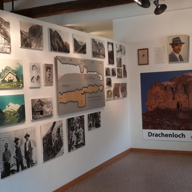 Drachenlochmuseum Vättis