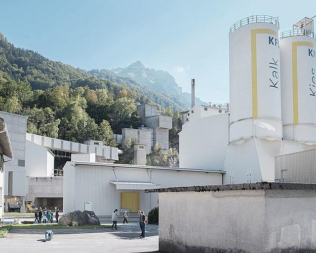 Kalkfabrik Netstal