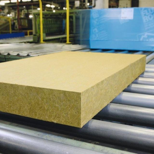 Steinwollproduktion Flumroc AG