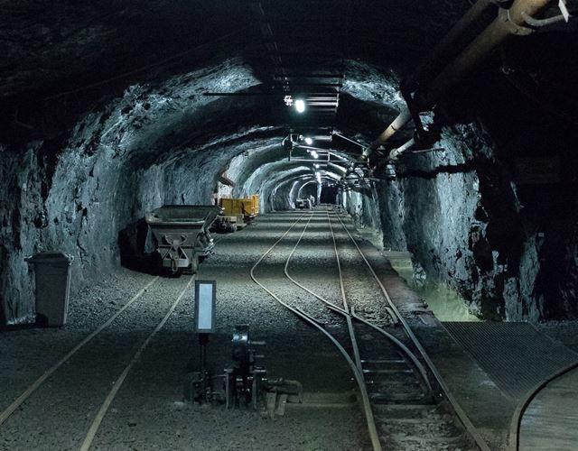 Eisenbergwerk Gonzen