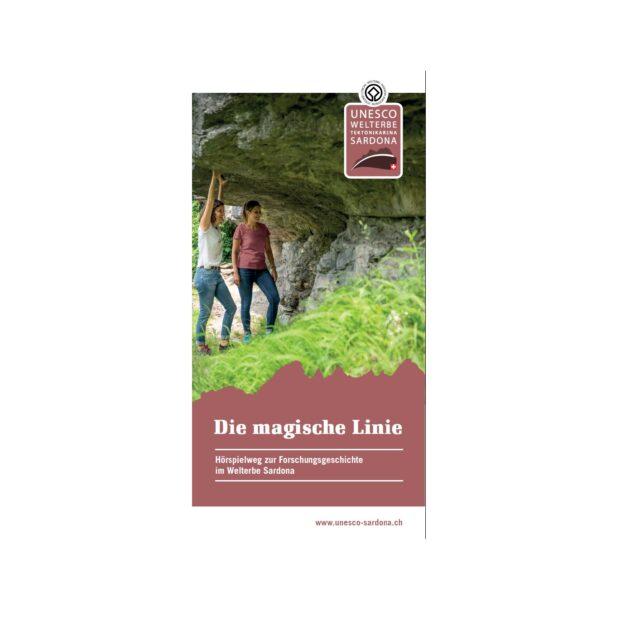 Titelblatt Flyer Hoerspielweg_s1